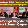 İlçe Belediye Başkanları medyayla buluştu…