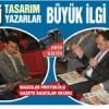 Protokol Gazete Bağcılar'ı okudu.