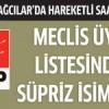 İşte CHP Bağcılar'ın Meclis üye aday listesi