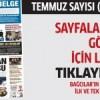 Gazete Bağcılar'ın Temmuz Sayısı çıktı (27)