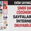 Gazete Bağcılar'ın EKİM sayısı çıktı..