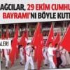 Cumhuriyet Bayramı Bağcılar'da kutlandı