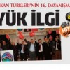 Güneşli Balkan Derneği'nin 16. Gecesi'ne büyük ilgi
