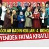 AK Parti Bağcılar Kadın Kolları Başkanı Fatma Kıratlı oldu
