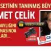 Hikmet Çelik CHP'den aday adaylığını açıkladı..