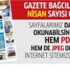 Gazete Bağcılar'ın Nisan sayısı çıktı (38)