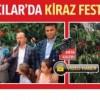 Bağcılar'da kiraz festivali