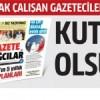 10 Ocak Çalışan Gazeteciler Günümüz Kutlu olsun..