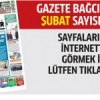 Gazete Bağcılar'ın Şubat sayısı çıktı