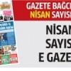 Gazete Bağcılar'ın NİSAN sayısı çıktı..