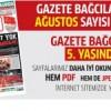 Gazete Bağcılar'ın AĞUSTOS sayısı çıktı..