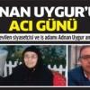 Adnan Uygur'un acı günü, annesini kaybetti