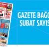 Gazete Bağcılar'ın ŞUBAT sayısı çıktı..