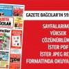 Gazete Bağcılar'ın 59. sayısı çıktı