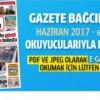 Gazete Bağcılar'ın Haziran Sayısı Çıktı