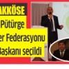 Cihan Akköse PÜRDEF Başkanı seçildi (VİDEO HABER)