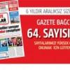 Gazete Bağcılar'ın 64. Sayısı Çıktı..