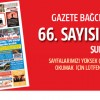 Gazete Bağcılar'ın Şubat 2018-66. sayısı çıktı