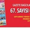 Gazete Bağcılar'ın 67. Sayısı Çıktı