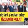 İyi Parti'de fark yaratan aday Özdemir Polat