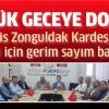 Bitlis-Zonguldak Kardeşlik Gecesi Heyecanı