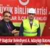 Tahir Bice BBP Bağcılar Belediyesi A. Adaylığı başvurusunu yaptı