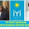 İYİ Parti Bağcılar Belediye Başkan Adayını Açıkladı