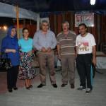 Bağcılar Belediyesi Meclis Üyesi Süleyman Güneş ve Adem Kaya Sivaslılar'ın olduğu platformda kültürel etkinlikler ile ilgili bilgi aldık.