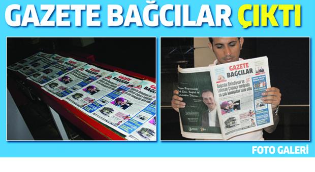 Gazete Bağcılar çıktı