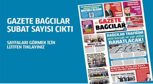 Gazete Bağcılar 18. sayısıyla okuyucularının karşısında