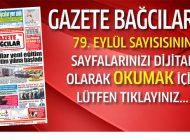 Gazete Bağcılar'ın Eylül 79. Sayısı Sayfaları