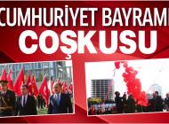 Bağcılar'da Cumhuriyet Bayramı Coşkusu